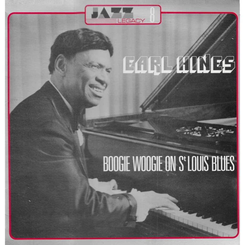 Earl HINES Boogie woogie on StLouis blues