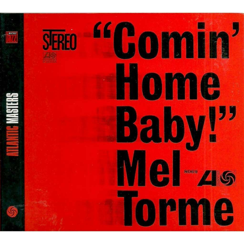 Mel Torme Comin' Home Baby!