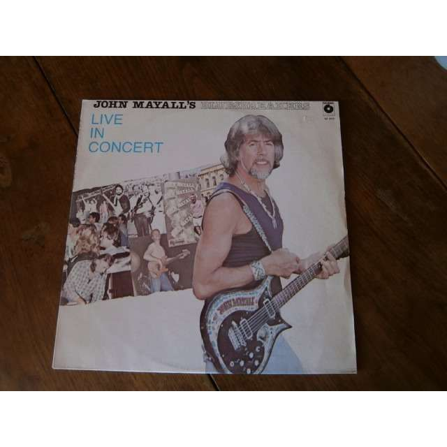 john mayall Live in concert