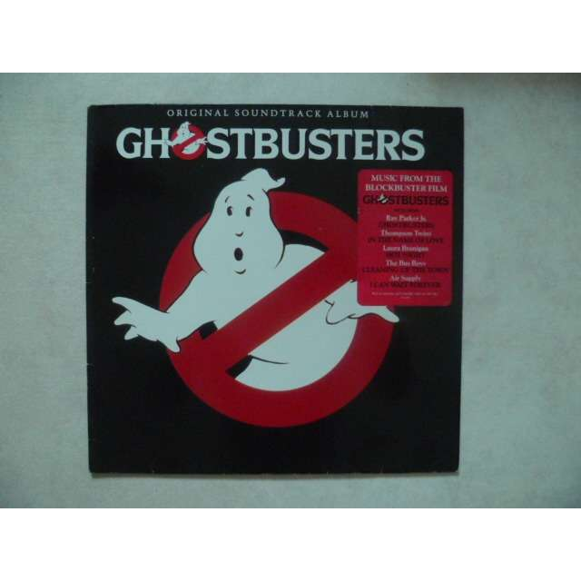 ray parker jr.,etc.. ghostbusters