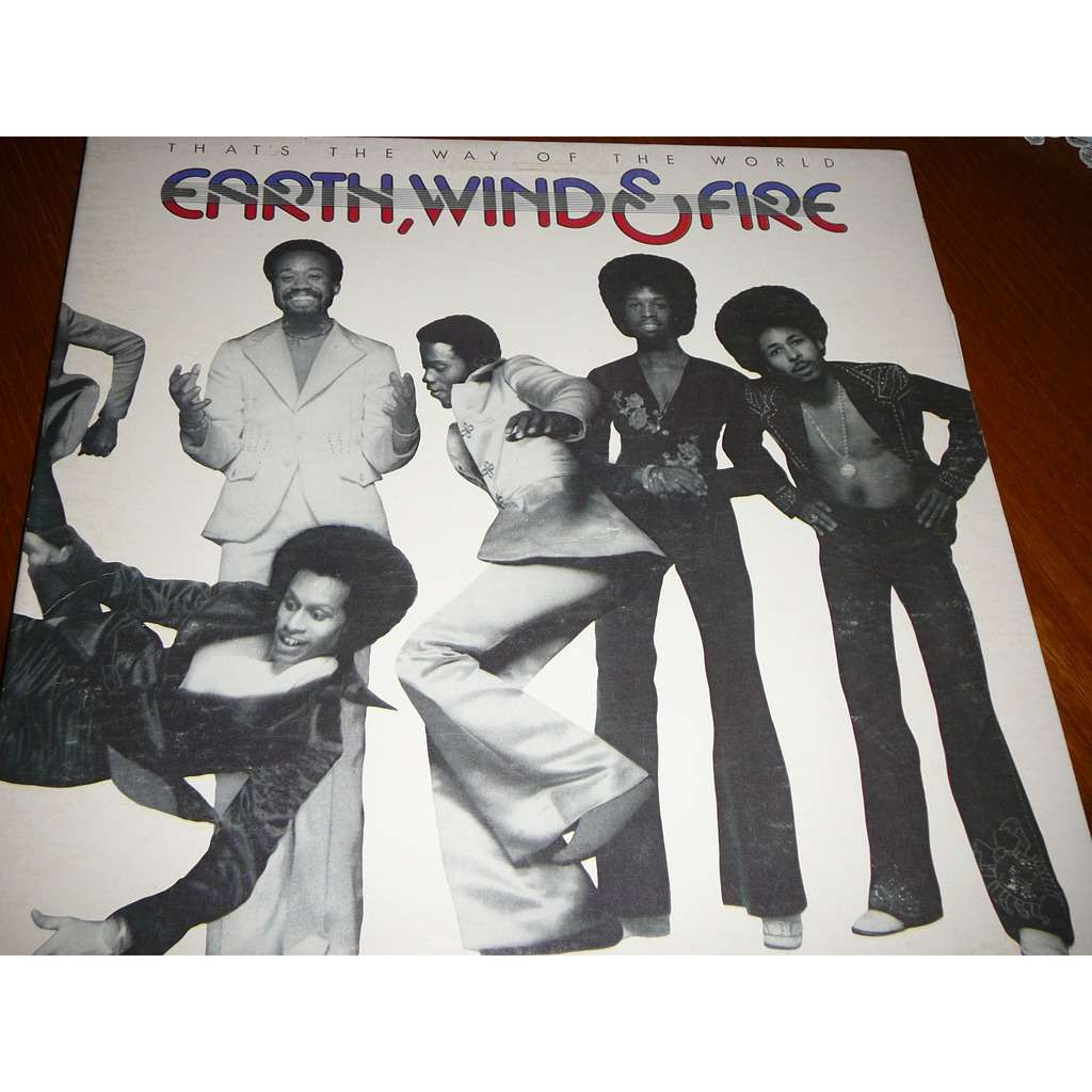 earth wind & fire that's the way of the world