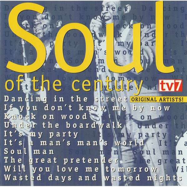 Freddy Fender, James Brown, Lesley Gore, Shirelles Soul Of The Century