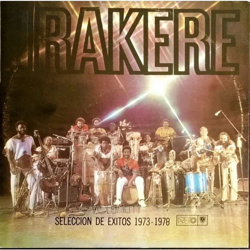 Irakere Seleccion De Exitos 1973 - 1978 Volumen 1