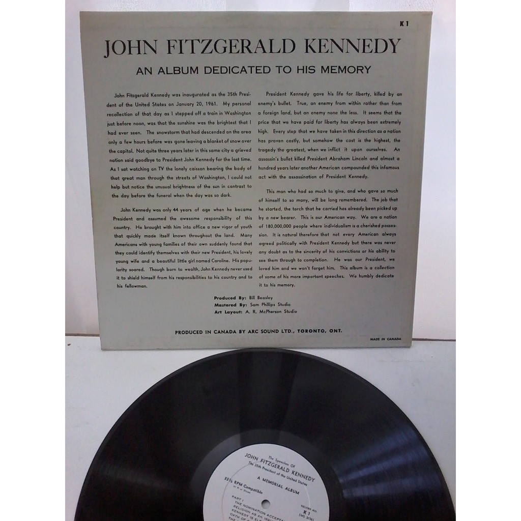 john fitzgerald kennedy The Speeches Of John Fitzgerald Kennedy,
