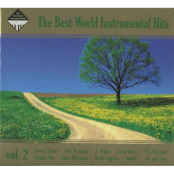 Various The Best World Instrumental Hits Vol. 2