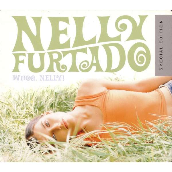 nelly furtado Whoa, Nelly! - Special Edition
