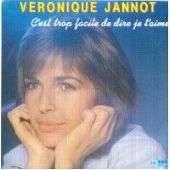 Véronique Jannot C'est trop facile de dire je t'aime & La première scène
