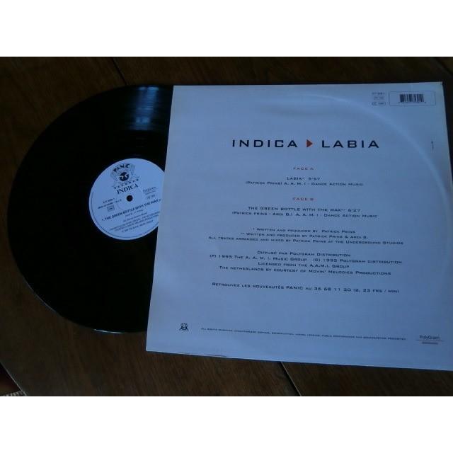 indica Labia