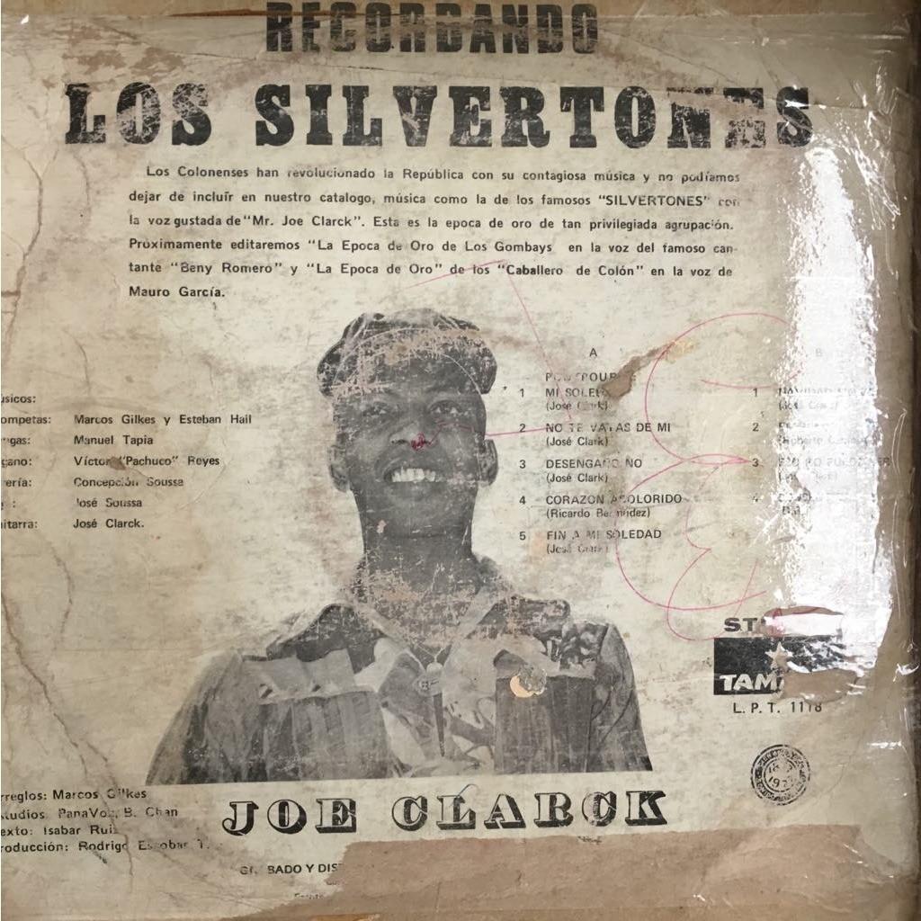 Los Silvertones con Joe Clarck Recordando
