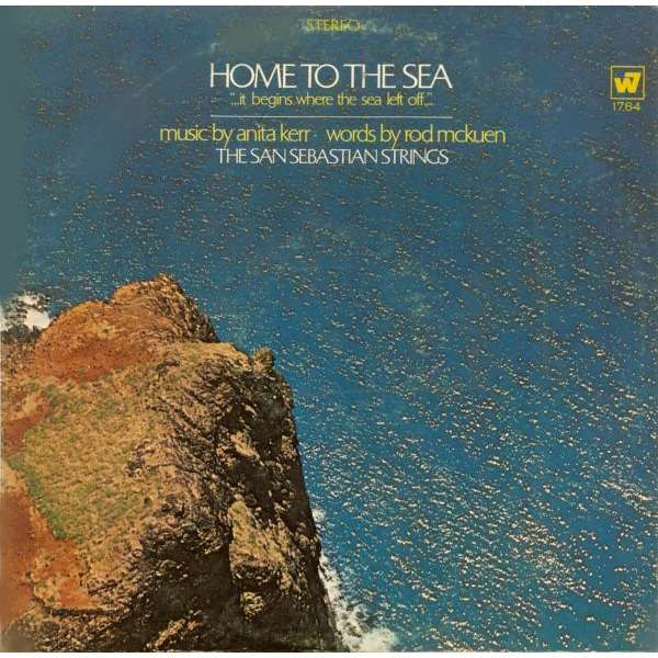 Anita Kerr, Rod McKuen, The San Sebastian Strings Home To The Sea
