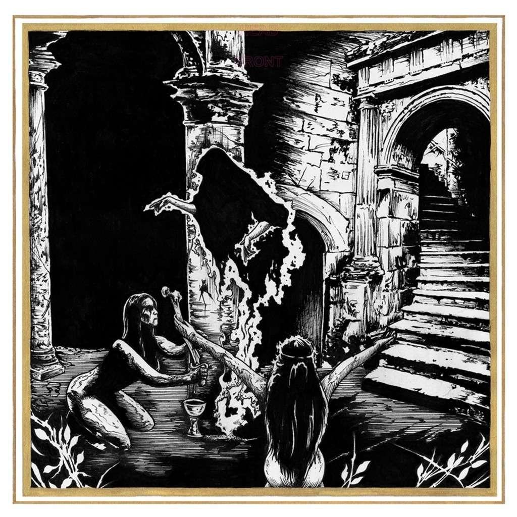 MALUM / LATHSPELL Luciferian Nightfall. Black Vinyl