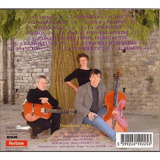 landiridi chants occitans