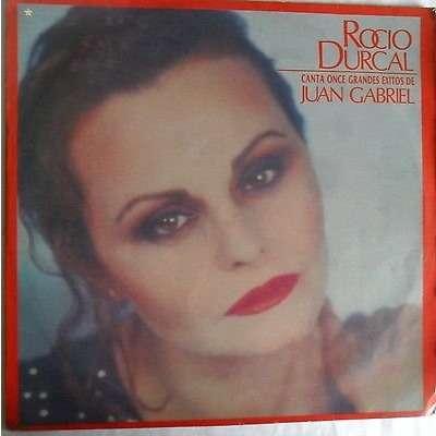 Rocio Durcal* - Canta Once Grandes Rocio Durcal* - Canta Once Grandes Exitos De Juan Gabriel (LP, Album)