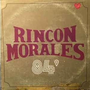Rincón Morales - 84 (LP, Album) Rincón Morales - 84 (LP, Album)