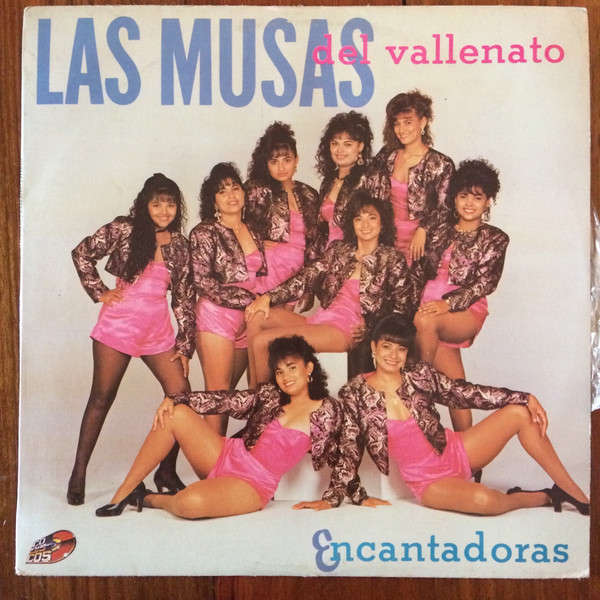 Las Musas Del Vallenato - Encantadoras (LP, Album) Las Musas Del Vallenato - Encantadoras (LP, Album)