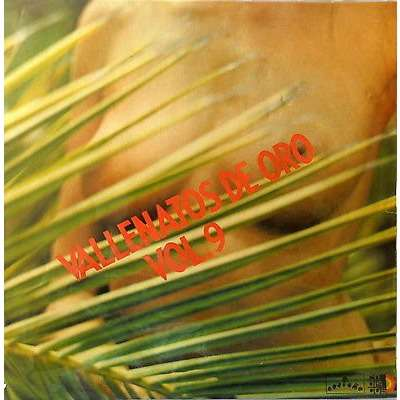 Vallenatos De Oro Vol. 9 (LP, Comp) Vallenatos De Oro Vol. 9 (LP, Comp)