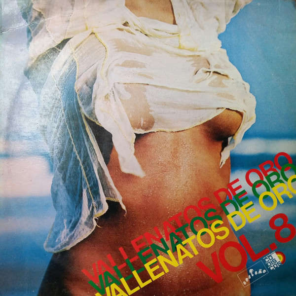 Vallenatos de Oro Vol. 8 (LP, Comp) Vallenatos de Oro Vol. 8 (LP, Comp)