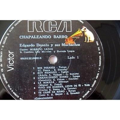 Edgardo Donato Y Sus Muchachos - Chapaleando Edgardo Donato Y Sus Muchachos - Chapaleando Barro