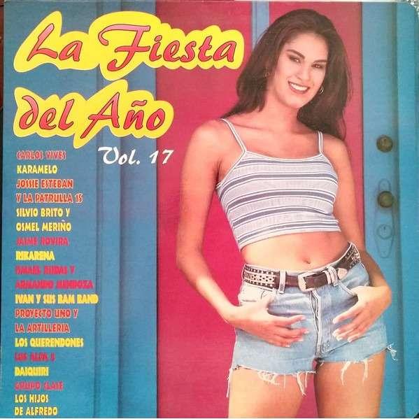 La Fiesta Del Año Vol.17 (LP, Comp) La Fiesta Del Año Vol.17 (LP, Comp)