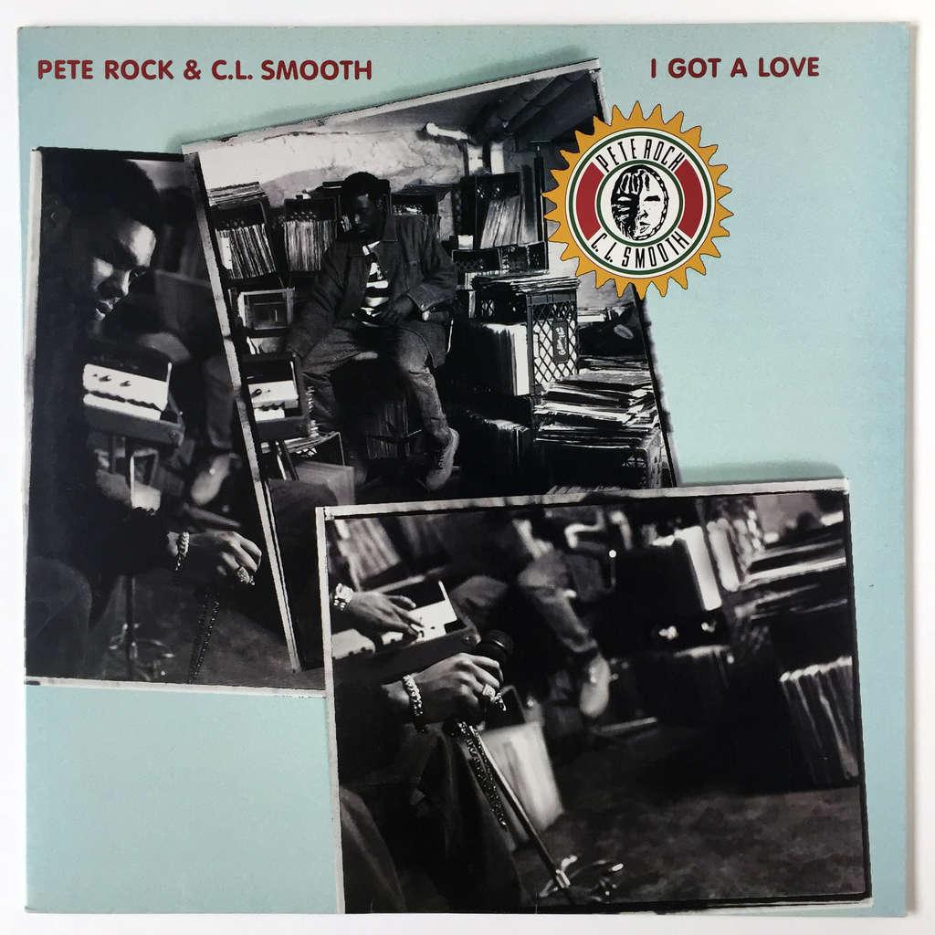 Pete Rock & CL Smooth I Got A Love