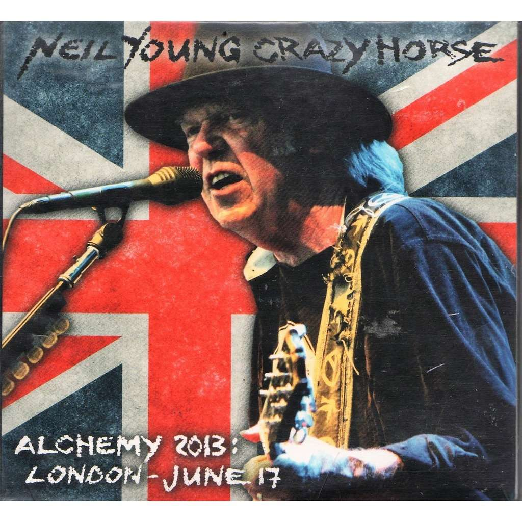 Neil Young Alchemy 2013 - London June 17 (The O2 Arena London UK 17.06.2013)