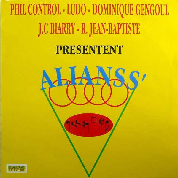 Phil Control, Ludo, Dominique Gengoul, JC Biarry,. Presentent Alianss'