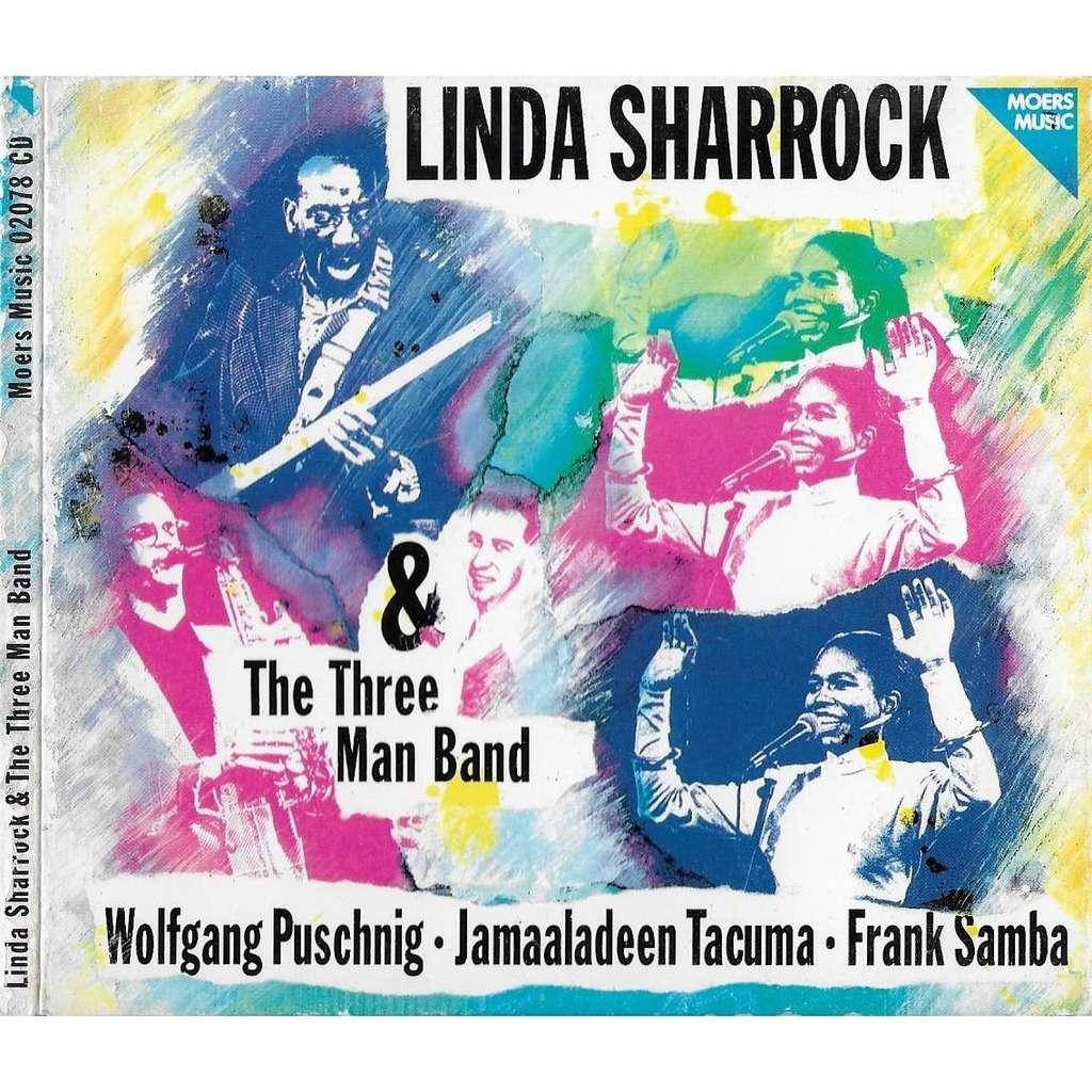 Linda Sharrock & The Three Man Band Linda Sharrock & The Three Man Band