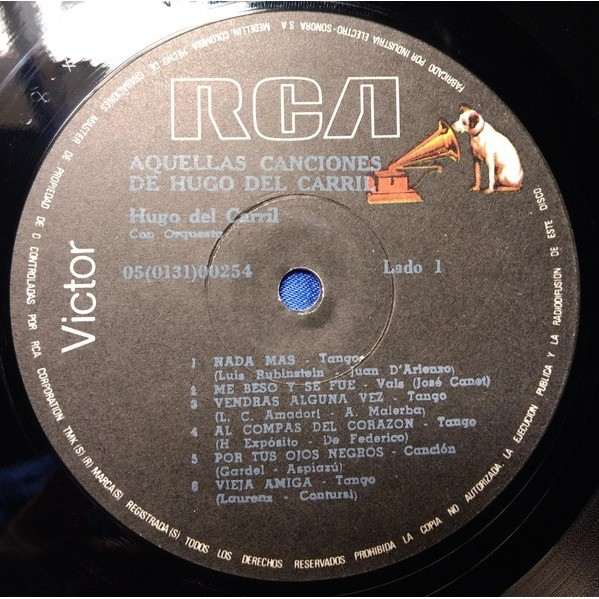 Hugo Del Carril - Yo Soy Aquel Muchacho Y Otros Hugo Del Carril - Yo Soy Aquel Muchacho Y Otros Exitos (LP, Comp)