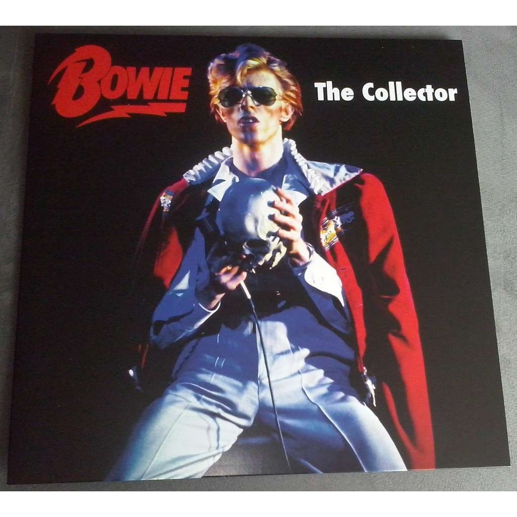 David Bowie The Collector (lp) Ltd Edit Gold Vinyl & 500 Copies -USA