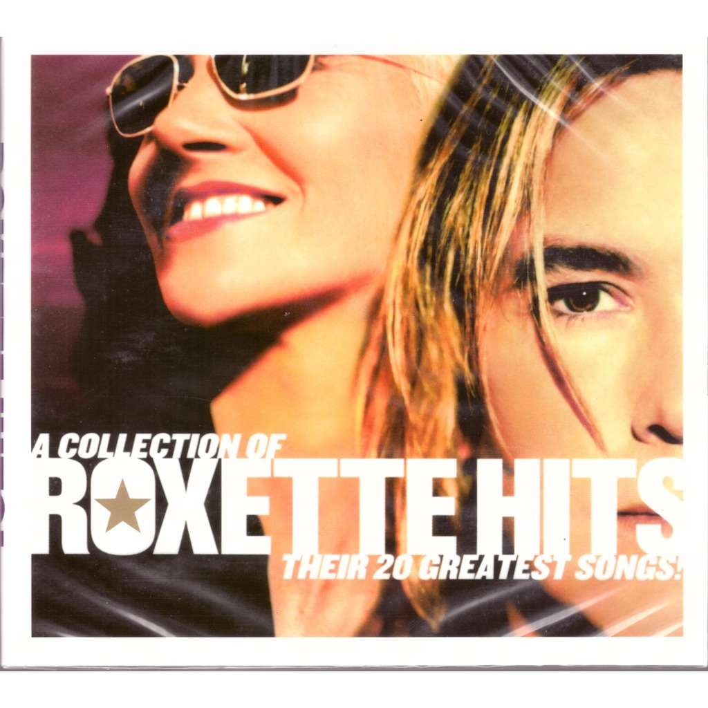 Roxette Hits - A Collection Of Their 20 Greatest Songs