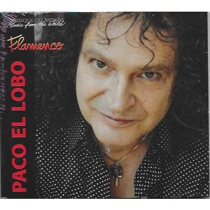 Paco El Lobo flamenco