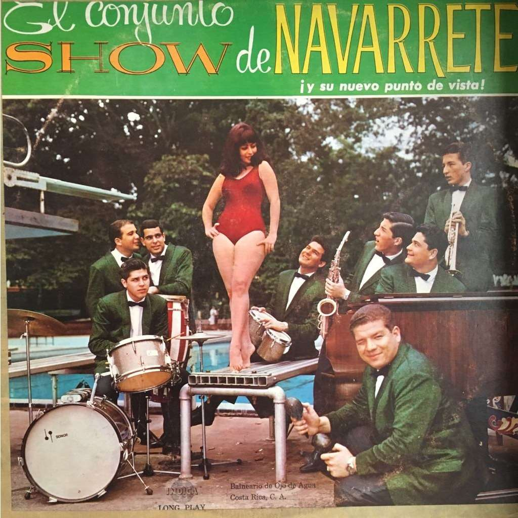 El Conjunto Show de Navarrete Su nuevo punto de vista