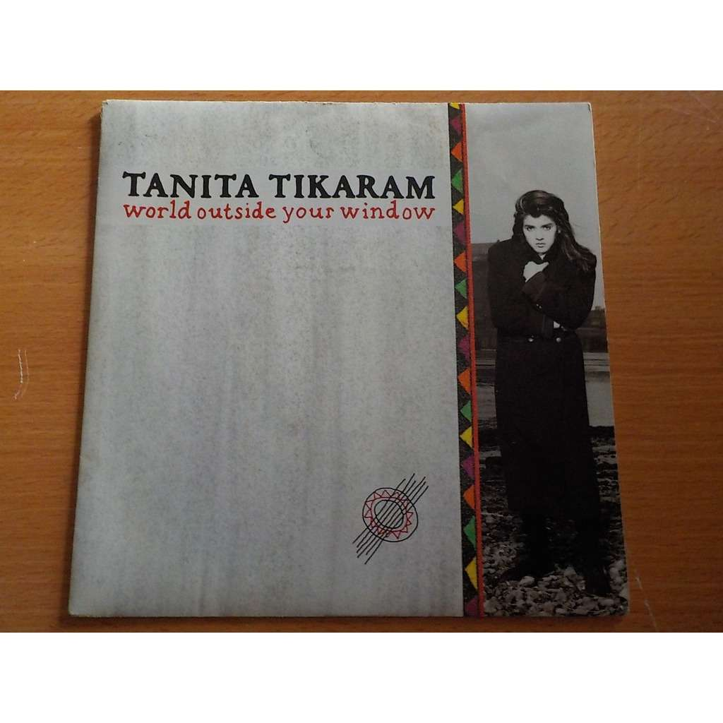 tanita tikaram world outside your window / for all these years
