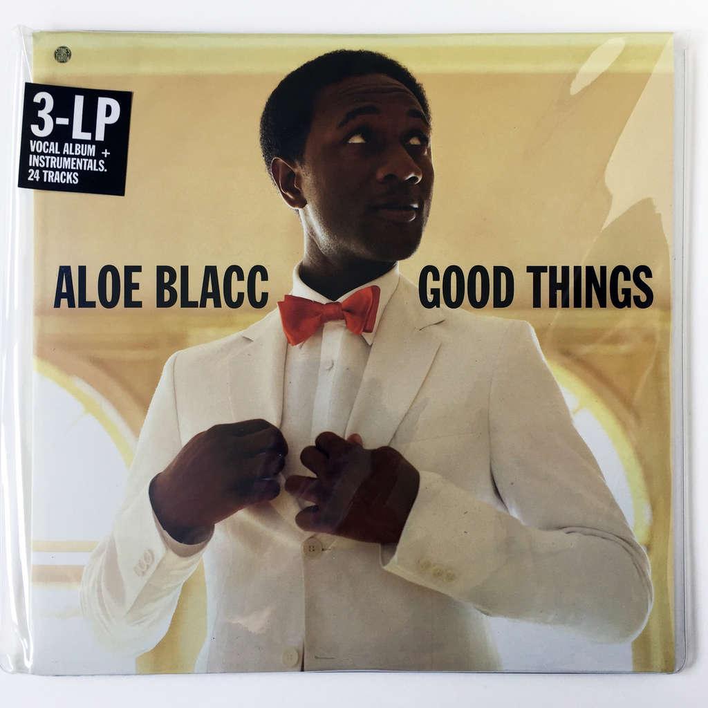 Aloe Blacc Good Things