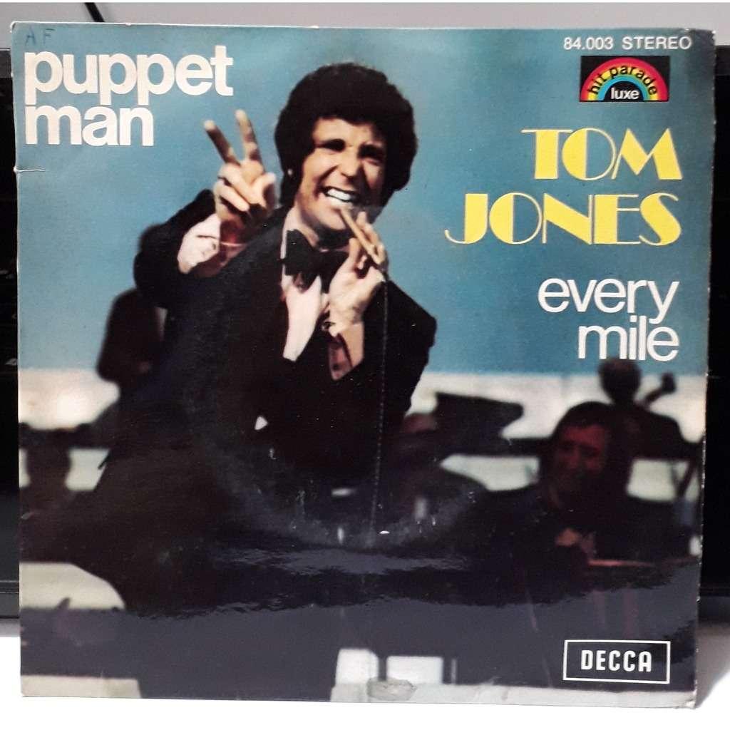 tom jones puppet man