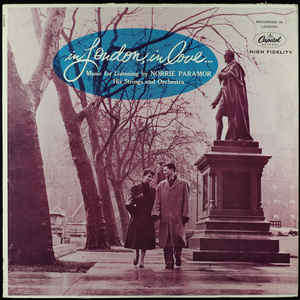 norrie paramor his strings and orchestra in london, in love...