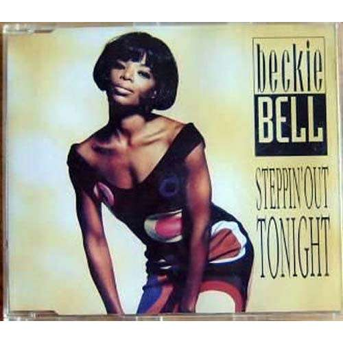 BECKIE BELL STEPPIN'OUT TONIGHT