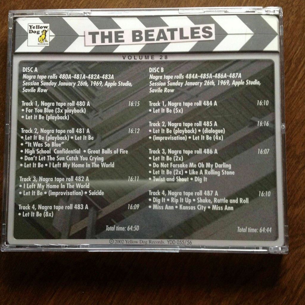 The Beatles Day By Day Vol. 28