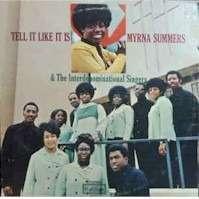 Summers, Myrna & The Interdenominational Singers Tel It Like It Is