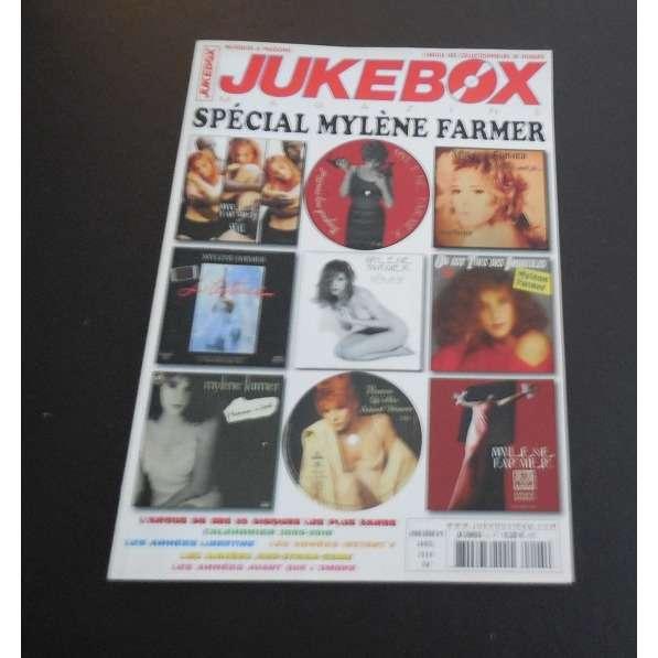 jukebox magazine Jukebox Magazine 5 Special Mylene Farmer