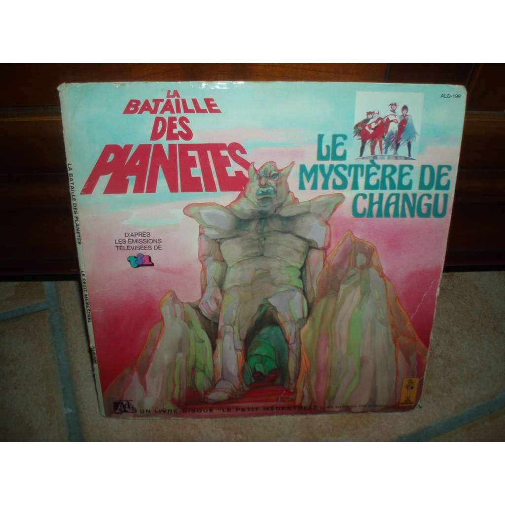 LES ARCHANGES / JAMESON BREWER LA BATAILLE DES PLANETES / LE MYSTERE DE CHANGU