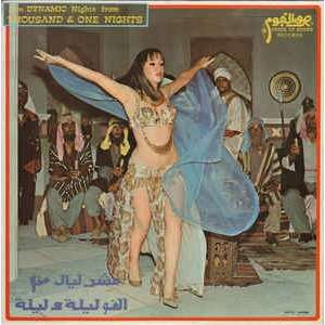 Georges Yazbek And His Orchestra Ten Dynamic Nights From Thousand & One Nights