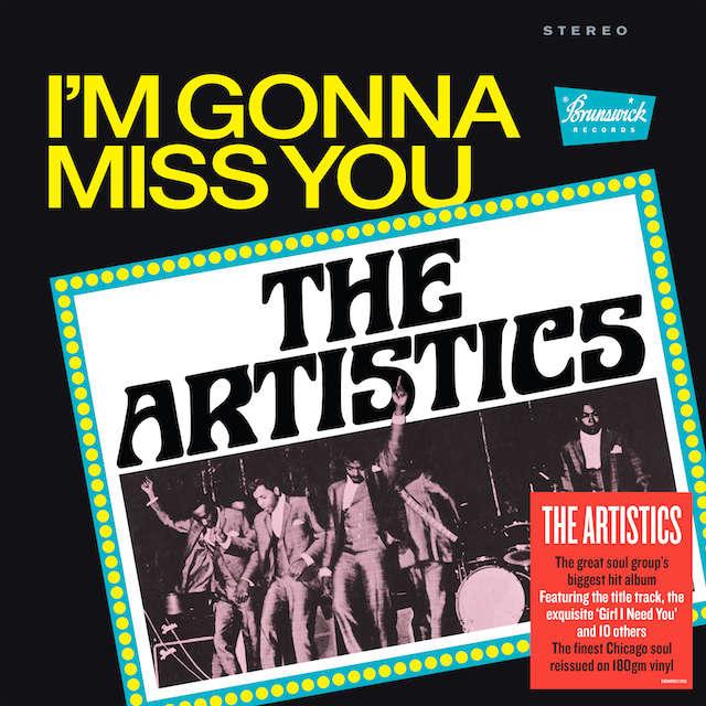 Artistics I'm Gonna Miss You (Vinyl)