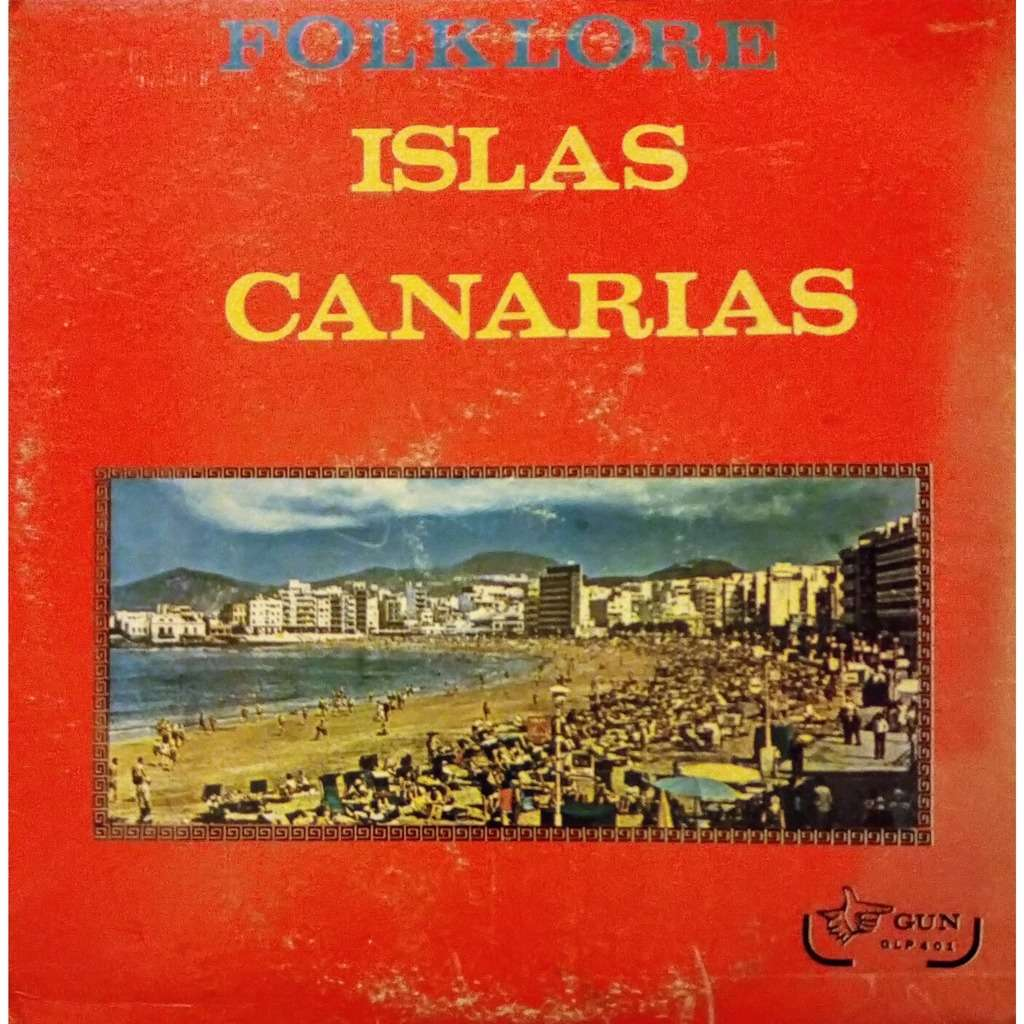 FOLKLORE ISLAS CANARIAS TIPICAL MUSIC CANARY ISLANDS