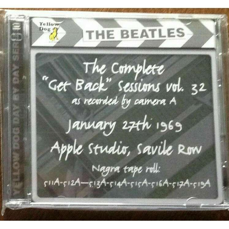The Beatles Day By Day Vol. 32