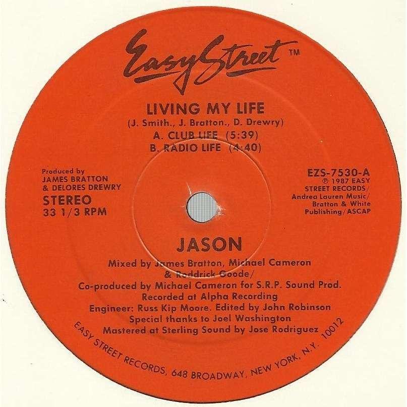 JASON living my life