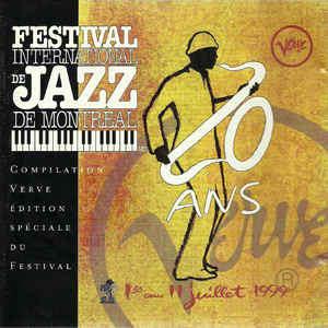 artistes variés Festival de Jazz de montréal 1999 (compilation)