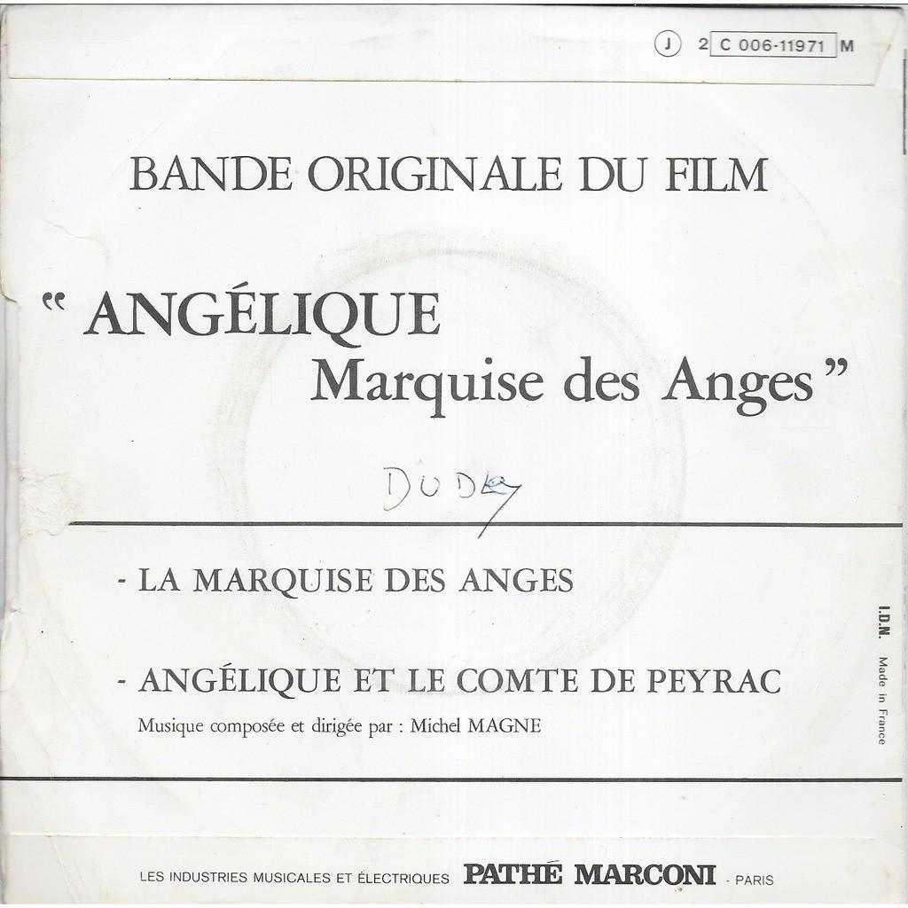 Michel MAGNE Angélige, Marquise des Anges