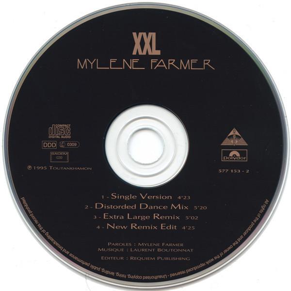 Mylene Farmer XXL