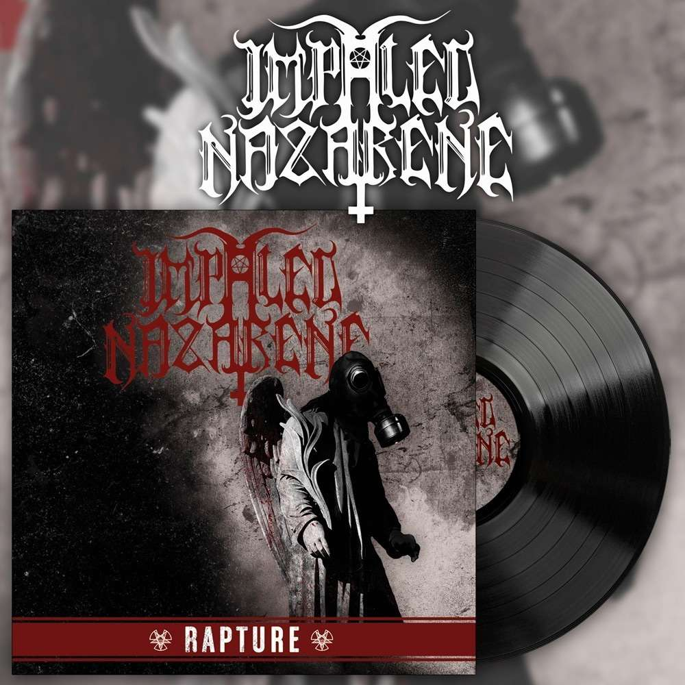 IMPALED NAZARENE Rapture. Black Vinyl